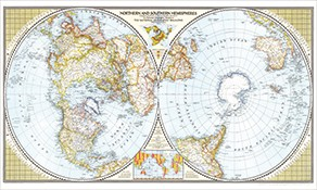 National Geographic Historic Maps